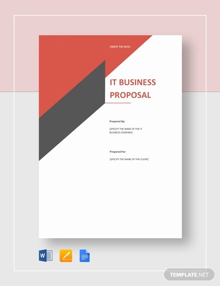 Business Proposal Template Google Docs Elegant 134 Proposal Templates In Google Docs [download Ready