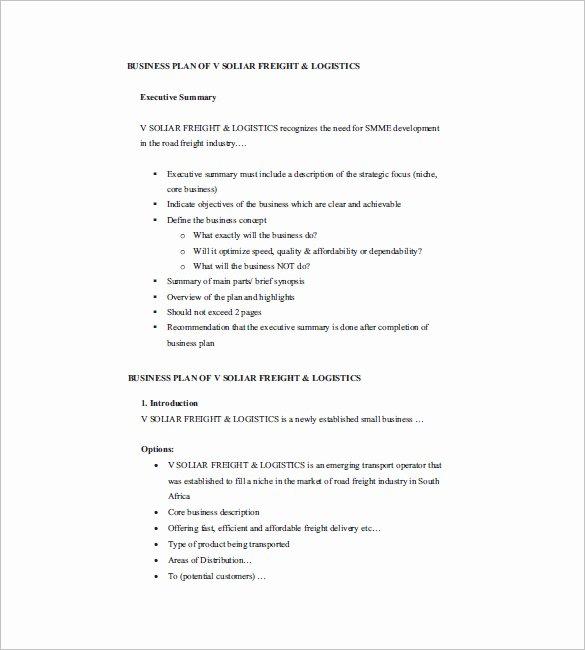 Business Proposal Template Google Docs Lovely Business Plan Proposal Template Pdf Small Business Plan
