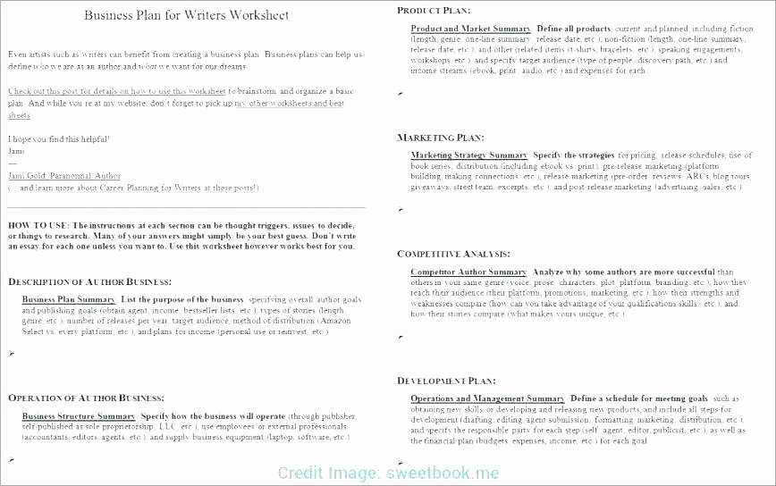 Business Proposal Template Google Docs New How to Lay Out A Business Plan – Blogopoly