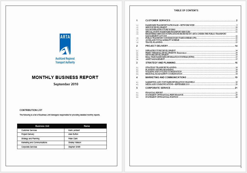 Business Report Template Word Unique 12 Free Annual Business Report Templates Word Templates
