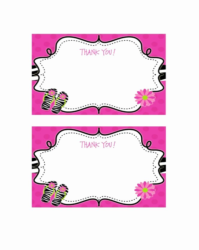 Business Thank You Card Template Awesome 30 Free Printable Thank You Card Templates Wedding