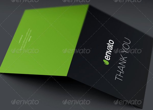 Business Thank You Card Template Best Of Printable Business Cards