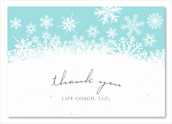 Business Thank You Card Template Inspirational 6 Business Thank You Cards Psd Ai