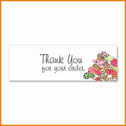 Business Thank You Card Template Luxury 6 Business Thank You Cards