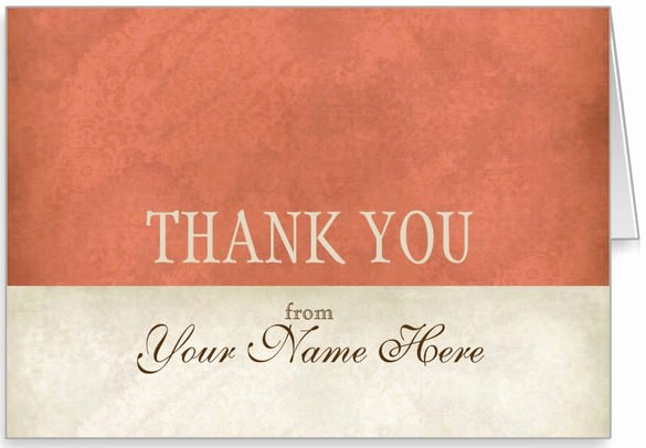 Business Thank You Note Template New 18 Business Thank You Cards