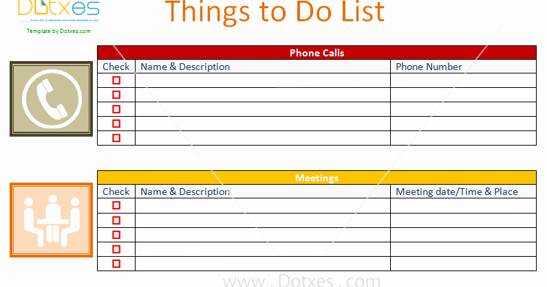 Business to Do List Template Inspirational List Template Find Your One now Things to Do List
