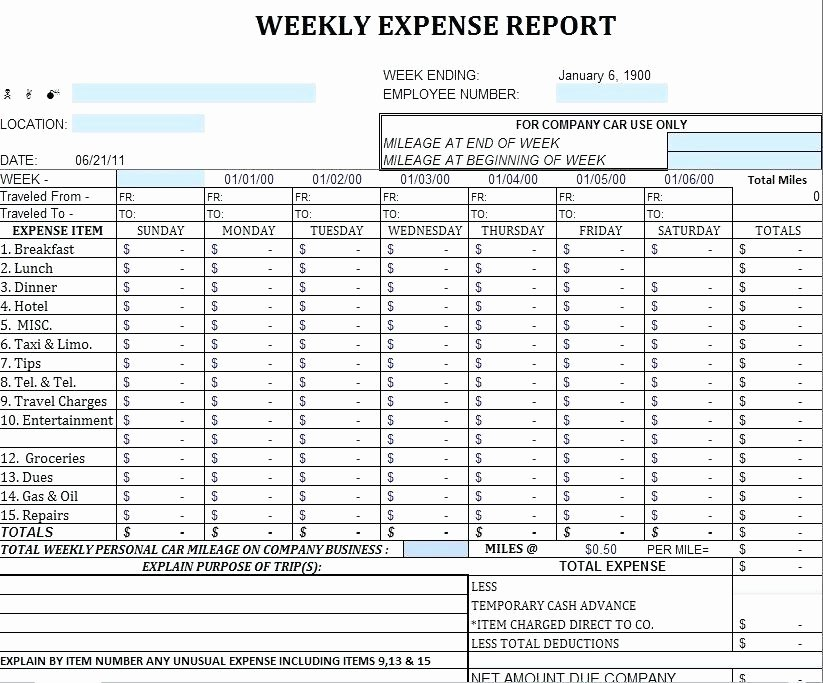 Business Trip Expenses Template Elegant Monthly Business Bud Template Pany Excel Free