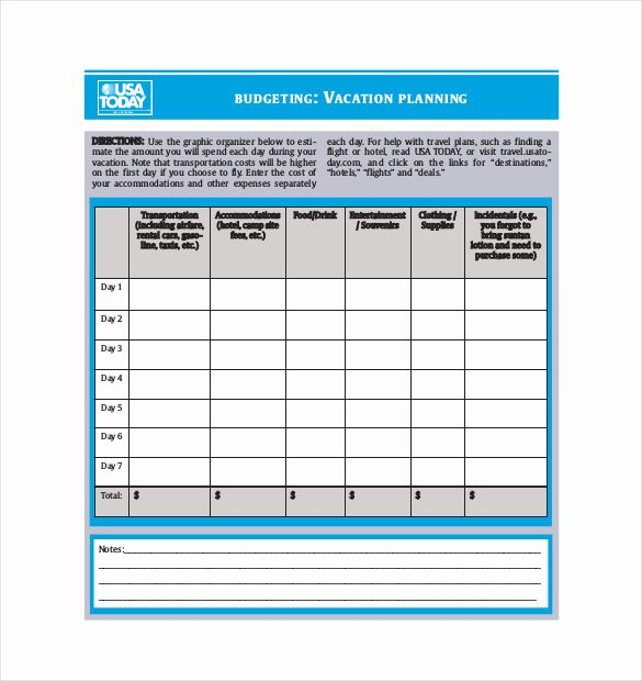 Business Trip Expenses Template New Travel Bud Template 13 Free Word Excel Pdf