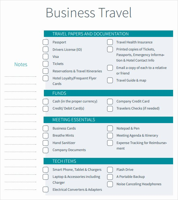 Business Trip Itinerary Template Fresh Business Travel Itinerary Template 7 Download Free