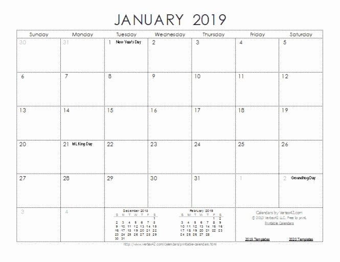 Calendar Template for Photoshop Elegant Shop Calendar Template