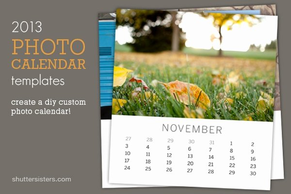 Calendar Template for Photoshop Lovely 17 Best Images About Diy Ting On Pinterest