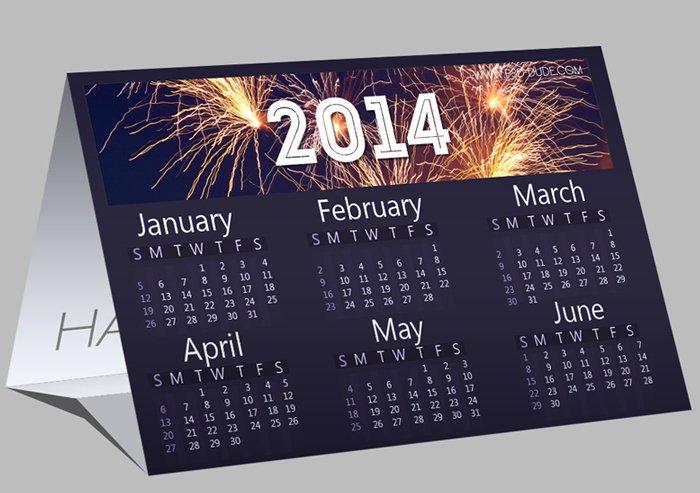 Calendar Template for Photoshop Unique Calendar Shop Psd Free Template