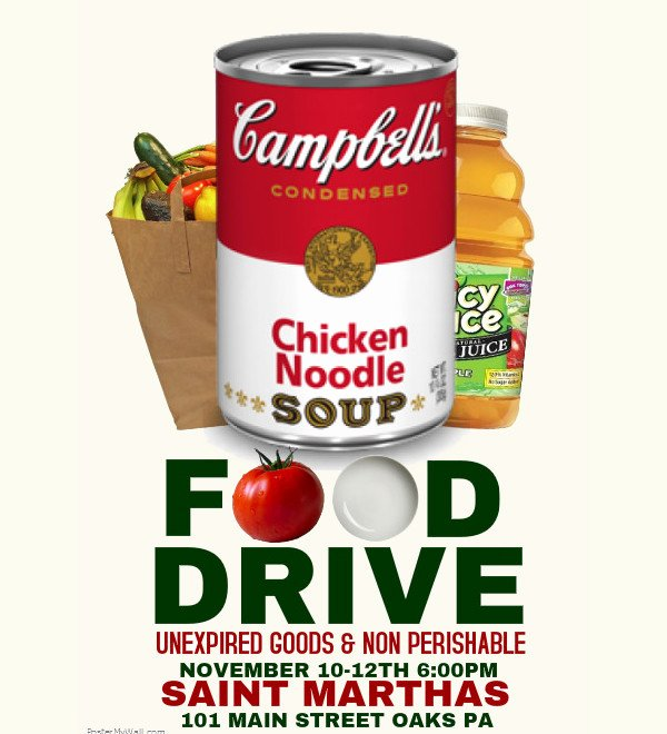 Canned Food Drive Flyer Template Best Of 25 Food Drive Flyer Designs Psd Vector Eps Jpg