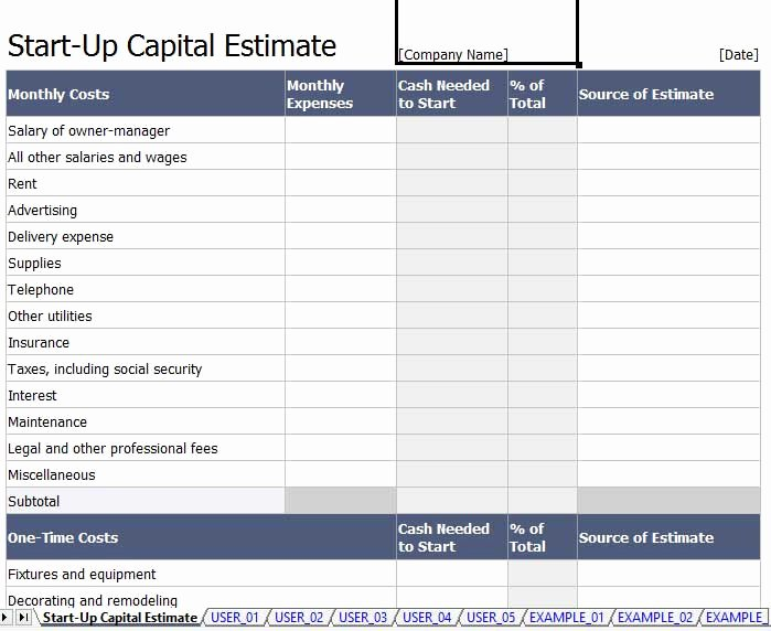 Capital Expenditure Budget Template Excel Beautiful Capital Expenditure Bud Template Excel Bing