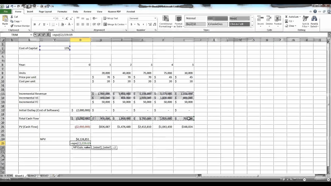 Capital Expenditure Budget Template Excel Luxury Capital Bud Ing In Excel Example