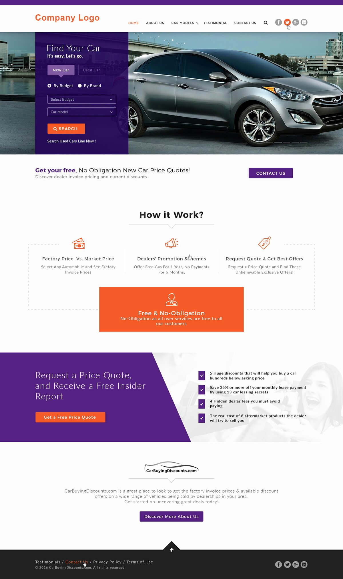 Car Dealer Website Template Free Elegant Car Dealer Website Template