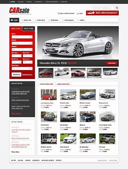 Car Dealer Website Template Free Luxury Pretty Awesome Car Dealership Website Package Webdesign