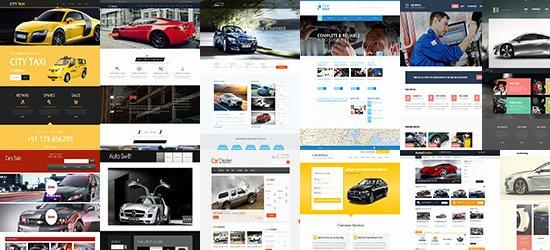 Car Dealer Website Template Free New Car Dealer Website Templates Free Download Popteenus