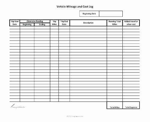 Car Maintenance Schedule Template Awesome Truck Maintenance Schedule Template Printable normal
