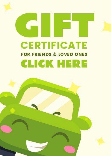 Car Wash Gift Certificate Template Elegant Spotless Detailing Oakville Burlington