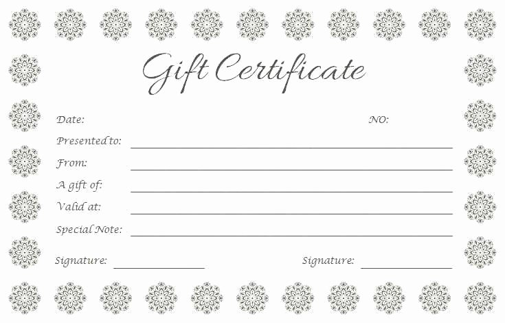 Car Wash Gift Certificate Template New Car Gift Certificate Template Here to View R