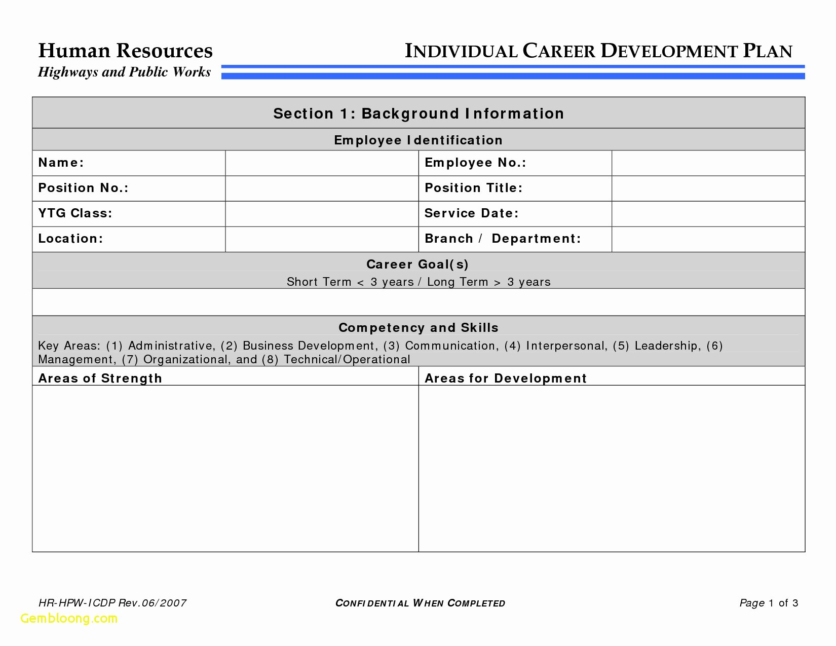 Career Development Plan Template Inspirational Career Development Plan Templates Beautiful 26 Career