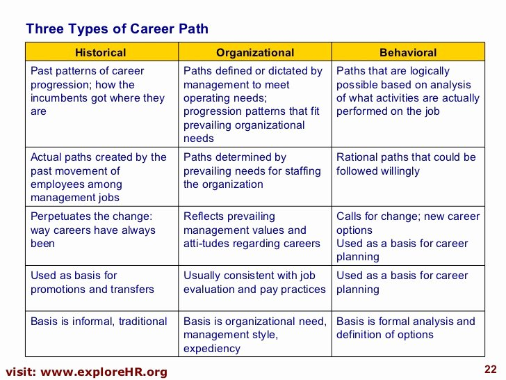 Career Development Plan Template Luxury Career Planning and Development