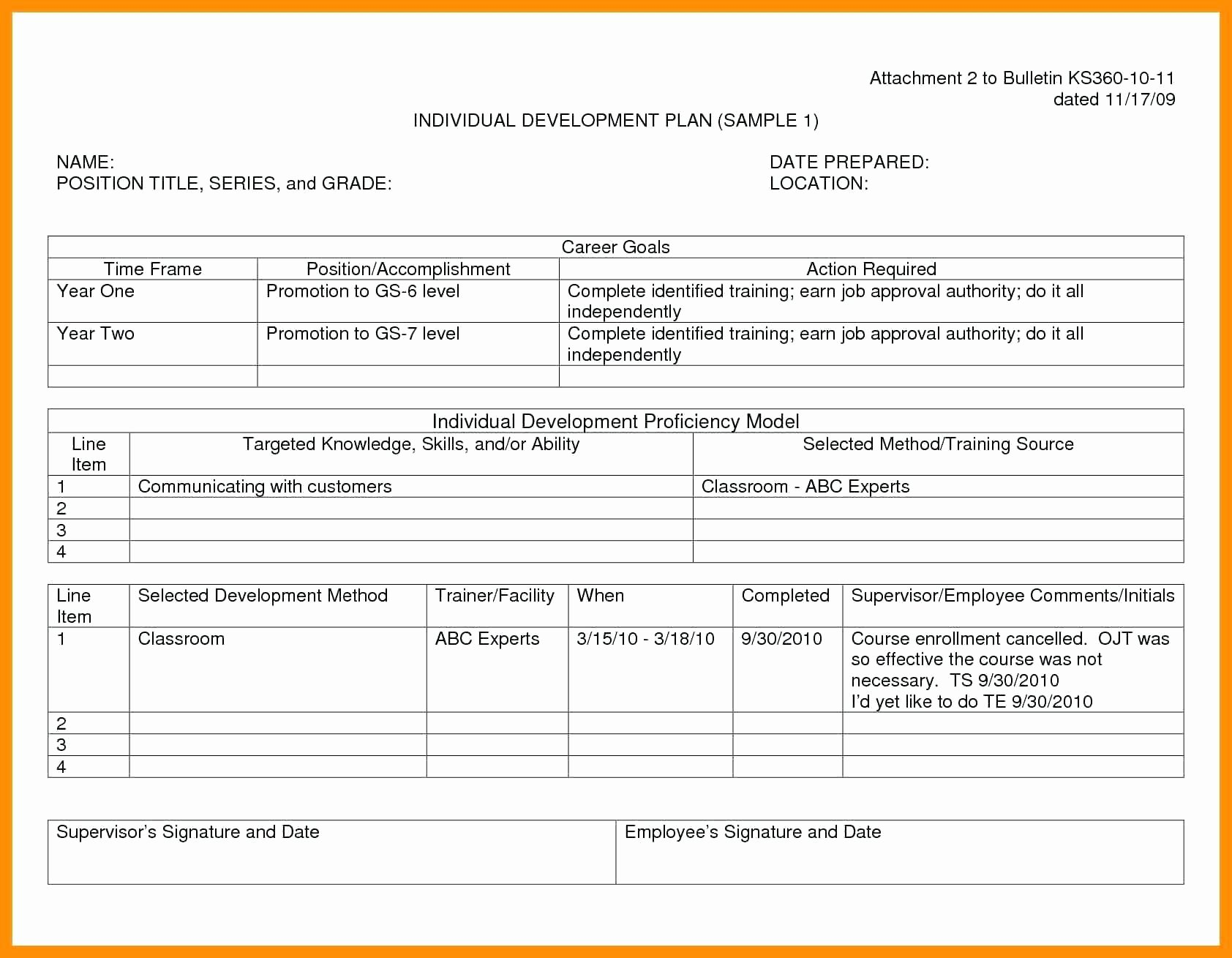 Career Path Planning Template Fresh Template Employee Career Path Template