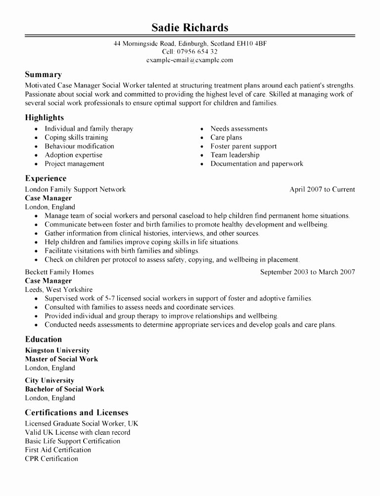 Case Management Notes Template Best Of 9 social Work Case Management Plan Template Tupea