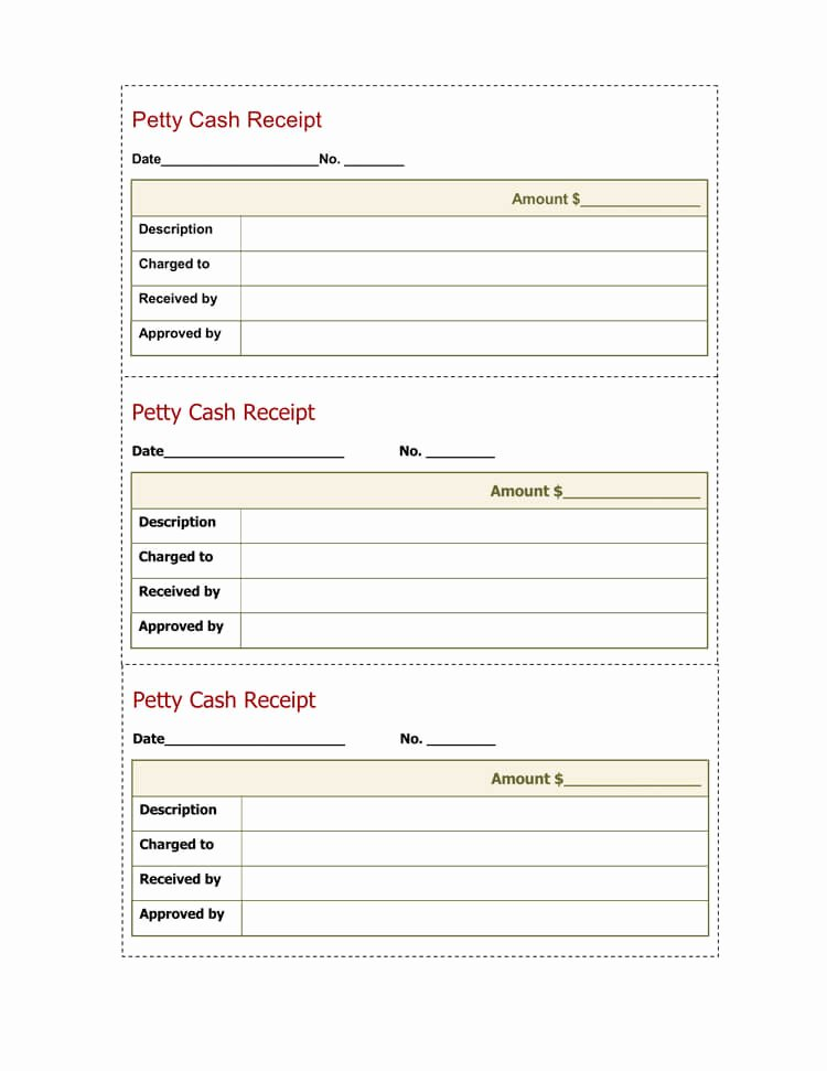 Cash Receipt Template Word Best Of 21 Free Cash Receipt Templates for Word Excel and Pdf