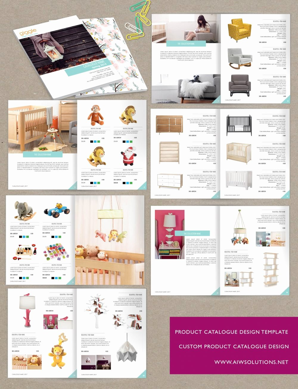 Catalogue Template for Word Inspirational Product Catalog Template for Hat Catalog Shoe Catalog