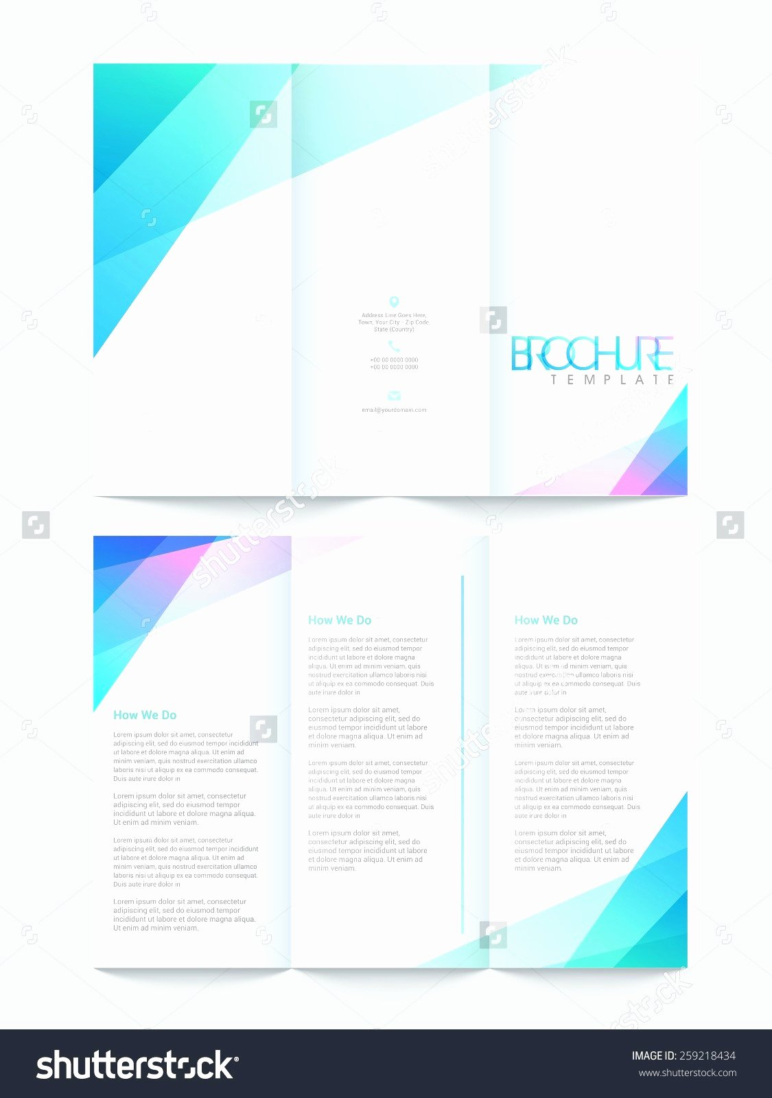 Catalogue Template for Word Luxury 50 Inspirational Free Tri Fold Brochure Template Word