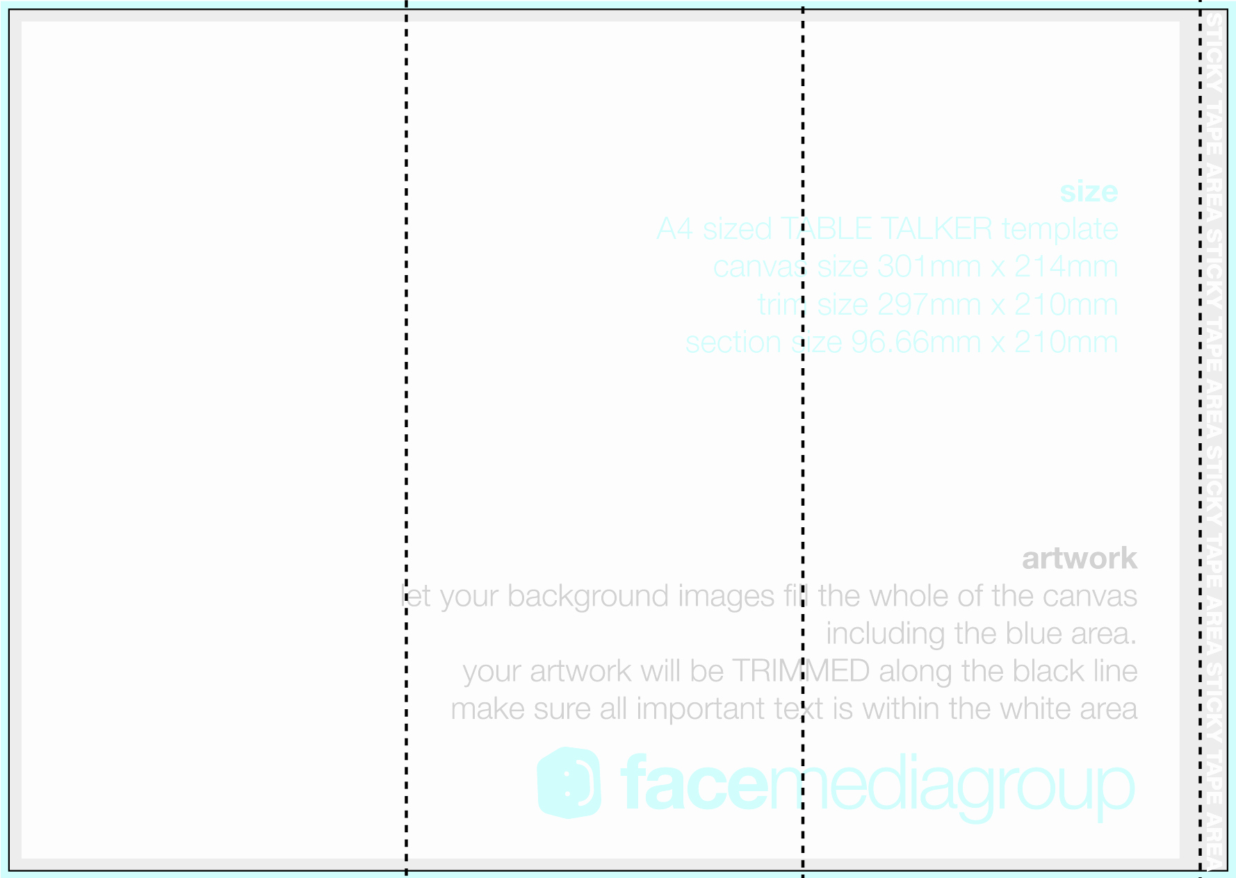 Catalogue Template for Word Luxury Blank Brochure Templates A4