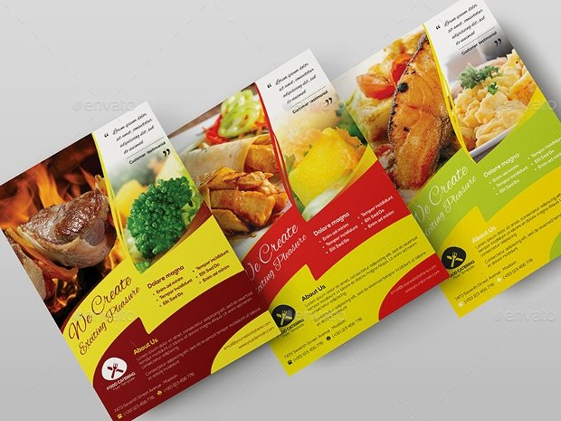 Catering Flyer Template Free Beautiful 16 Catering Flyer Designs Printable Psd Ai Vector Eps