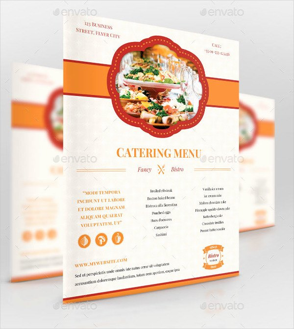 Catering Flyer Template Free Best Of 21 Catering Flyer Templates Free Premium Psd Vector Eps