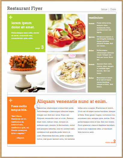 Catering Flyer Template Free Best Of 9 Best Of Catering Flyer Templates Free