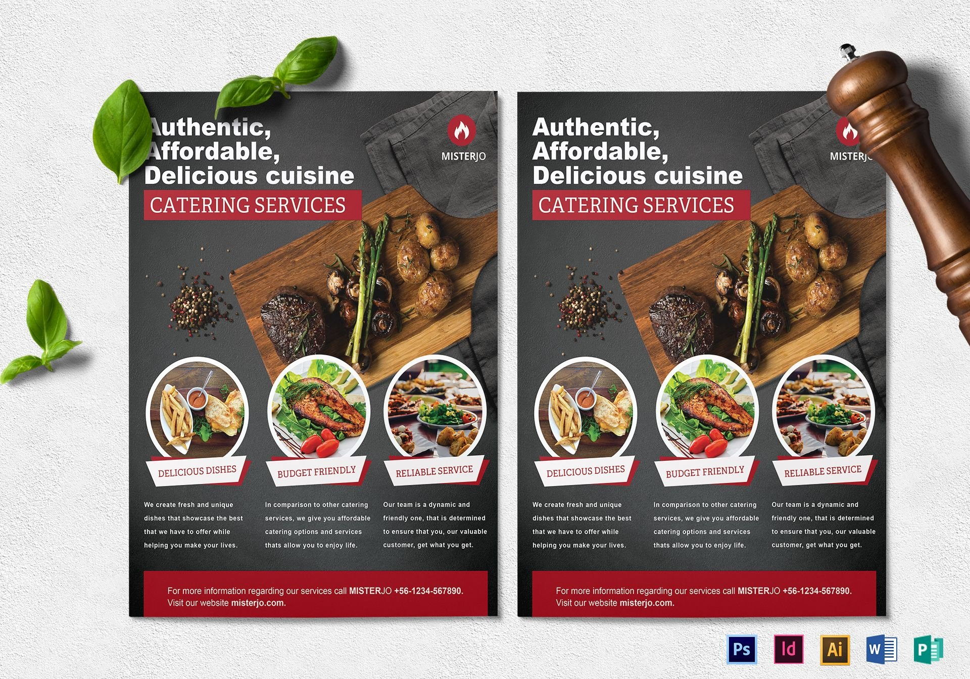Catering Flyer Template Free Elegant Catering Flyer Template Free Filename