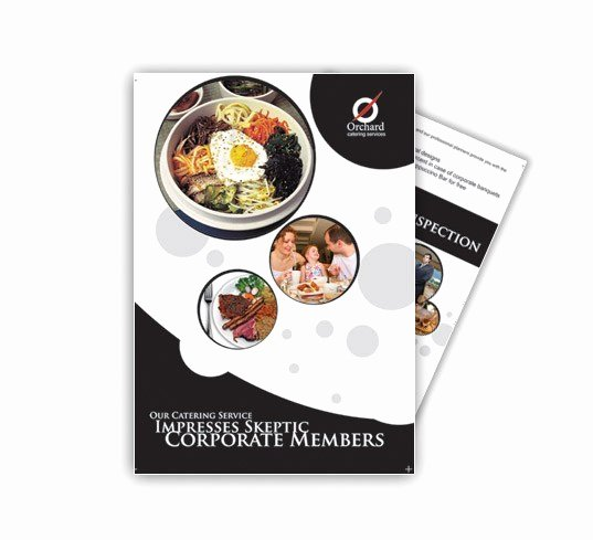 Catering Flyer Template Free Lovely Catering Flyers Templates Free Download Printable