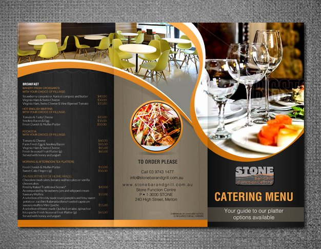 Catering Flyer Template Free New Elegant Flyer Design Yourweek Cc4b7beca25e