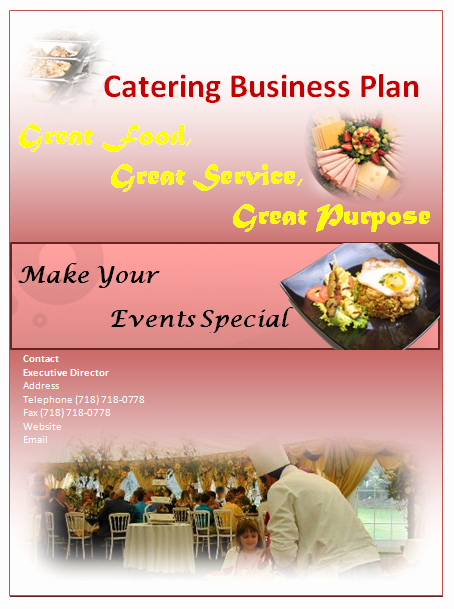 Catering Proposal Template Word Beautiful Catering Quotes Samples Informal Quotesgram