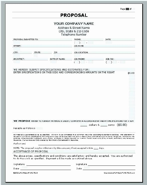 Catering Proposal Template Word Lovely Catering Quotation Template – Buildingcontractor
