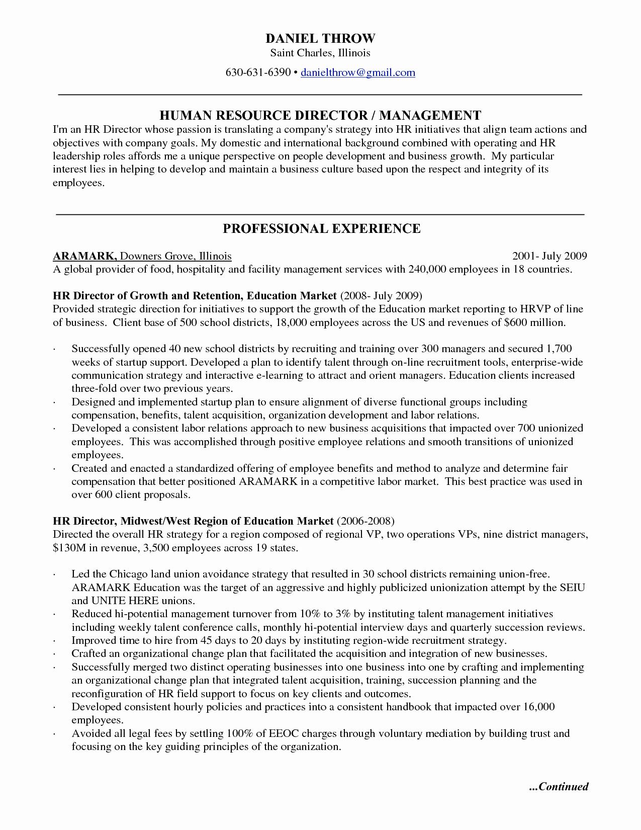 Change Of Management Letter Template Unique Change Management Resume