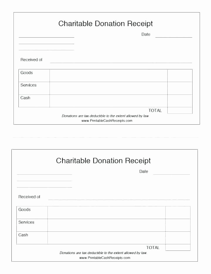 Charitable Contribution Receipt Template Elegant Auction Invoice Template Tax Donation Receipt Template