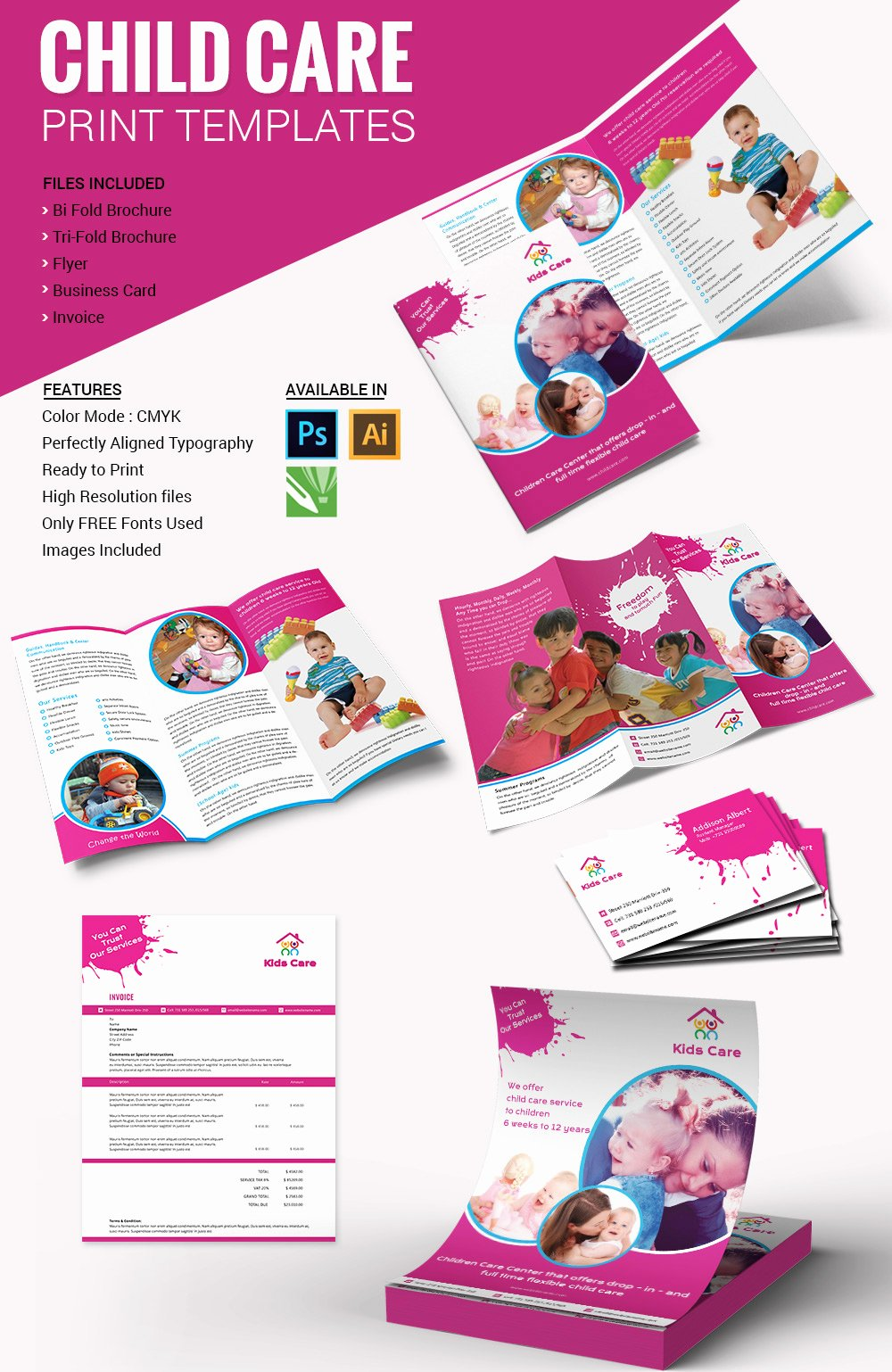 Child Care Flyer Template Inspirational 10 Beautiful Child Care Brochure Templates