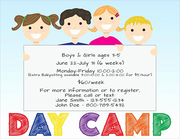 Child Care Flyer Template Lovely Child Care Flyer Templates Free Yourweek Cda548eca25e
