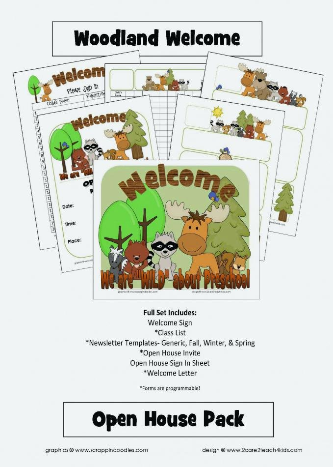 Child Care Newsletter Template Best Of Child Care Newsletter Templates Free – Flybymedia