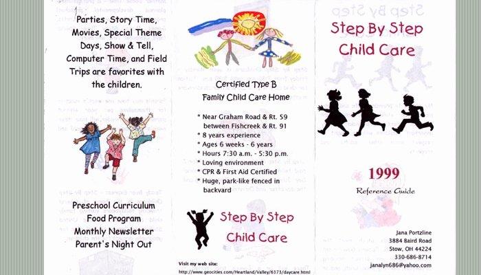 Child Care Newsletter Template Lovely Flyers