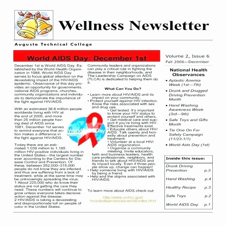 Child Care Newsletter Template Unique Child Care Newsletter Templates Free – Flybymedia