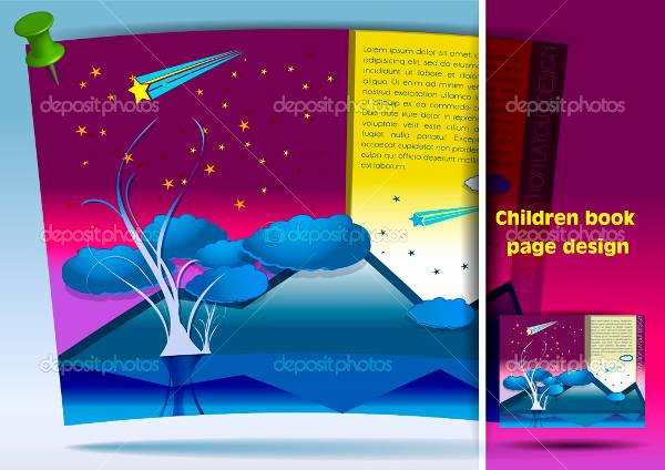 Children Book Layout Template Best Of 7 Book Layout Templates Free Psd Eps format Download