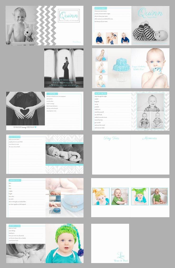 Children Book Layout Template Elegant 25 Best Ideas About Baby Album On Pinterest